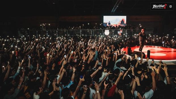 BeckStage Unexpected Rap Fest - Thăng hoa trong từng khoảnh khắc, đưa battle rap lên một tầm cao mới và khẳng định sức mạnh của Underground! - Ảnh 14.