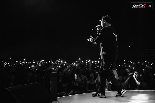 BeckStage Unexpected Rap Fest - Thăng hoa trong từng khoảnh khắc, đưa battle rap lên một tầm cao mới và khẳng định sức mạnh của Underground! - Ảnh 15.