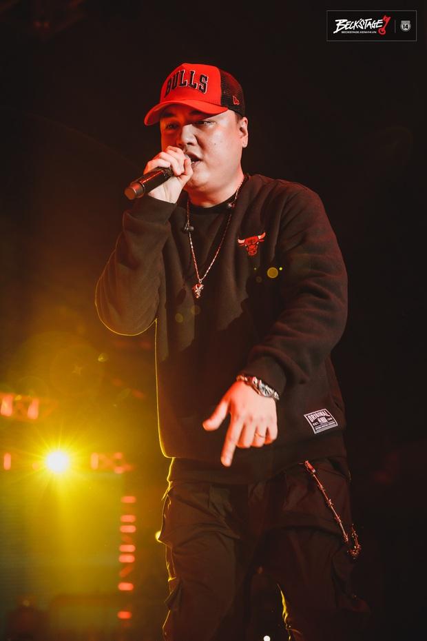 BeckStage Unexpected Rap Fest - Thăng hoa trong từng khoảnh khắc, đưa battle rap lên một tầm cao mới và khẳng định sức mạnh của Underground! - Ảnh 13.