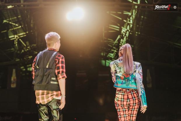 BeckStage Unexpected Rap Fest - Thăng hoa trong từng khoảnh khắc, đưa battle rap lên một tầm cao mới và khẳng định sức mạnh của Underground! - Ảnh 18.
