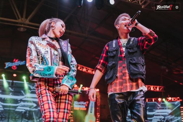BeckStage Unexpected Rap Fest - Thăng hoa trong từng khoảnh khắc, đưa battle rap lên một tầm cao mới và khẳng định sức mạnh của Underground! - Ảnh 20.