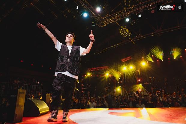 BeckStage Unexpected Rap Fest - Thăng hoa trong từng khoảnh khắc, đưa battle rap lên một tầm cao mới và khẳng định sức mạnh của Underground! - Ảnh 10.