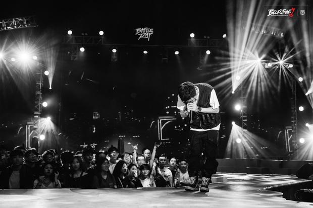 BeckStage Unexpected Rap Fest - Thăng hoa trong từng khoảnh khắc, đưa battle rap lên một tầm cao mới và khẳng định sức mạnh của Underground! - Ảnh 12.