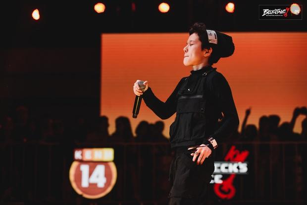 BeckStage Unexpected Rap Fest - Thăng hoa trong từng khoảnh khắc, đưa battle rap lên một tầm cao mới và khẳng định sức mạnh của Underground! - Ảnh 26.