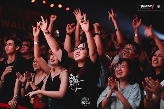 BeckStage Unexpected Rap Fest - Thăng hoa trong từng khoảnh khắc, đưa battle rap lên một tầm cao mới và khẳng định sức mạnh của Underground! - Ảnh 6.