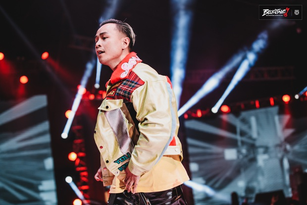 BeckStage Unexpected Rap Fest - Thăng hoa trong từng khoảnh khắc, đưa battle rap lên một tầm cao mới và khẳng định sức mạnh của Underground! - Ảnh 28.