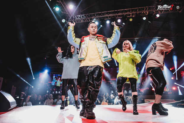 BeckStage Unexpected Rap Fest - Thăng hoa trong từng khoảnh khắc, đưa battle rap lên một tầm cao mới và khẳng định sức mạnh của Underground! - Ảnh 27.