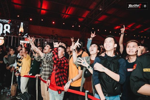 Beck'Stage Unexpected Rap Fest: Một đêm quá nhiệt, quá vui của dân ghiền rap - Ảnh 5.