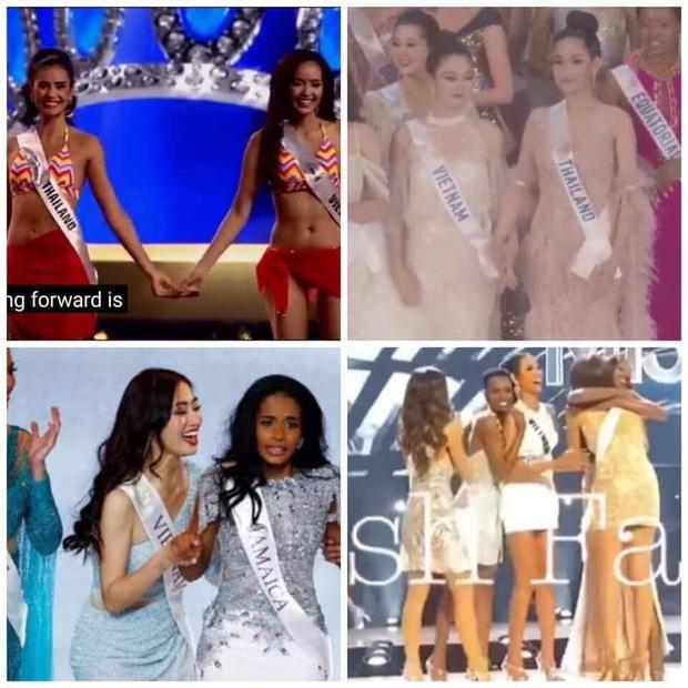 Góc trùng hợp ngỡ ngàng: Loạt mỹ nhân quốc tế nắm tay đại diện Việt Nam đều đã đăng quang Hoa hậu - Ảnh 1.