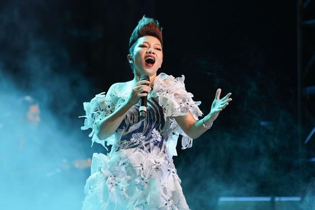Đêm nhạc đã tai của Diva Hàn Quốc So Hyang hội tụ Trấn Thành - Hari Won, các giọng ca Trần Thu Hà, Tuấn Ngọc, Khánh Hà làm khán giả nín thở - Ảnh 8.