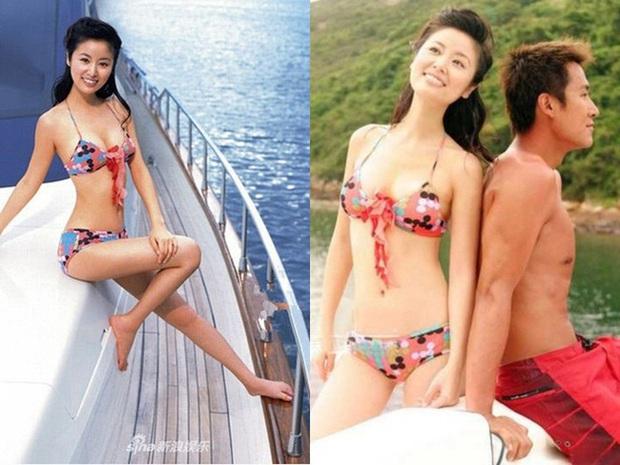 Lộ chùm ảnh bikini năm 17 tuổi của Lâm Tâm Như, sốc nhất vẫn là hình trong bữa tiệc sinh nhật người lớn - Ảnh 3.