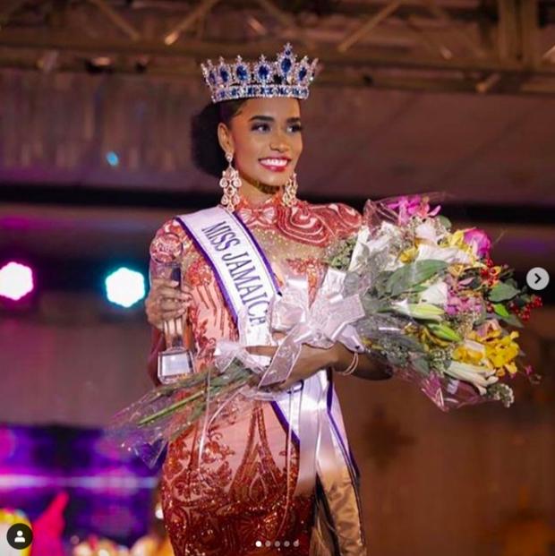 Mỹ nhân Jamaica vừa đăng quang Miss World 2019: Đẹp khoẻ khoắn, đã học vấn đáng nể lại còn hát hay như Whitney Houston - Ảnh 7.