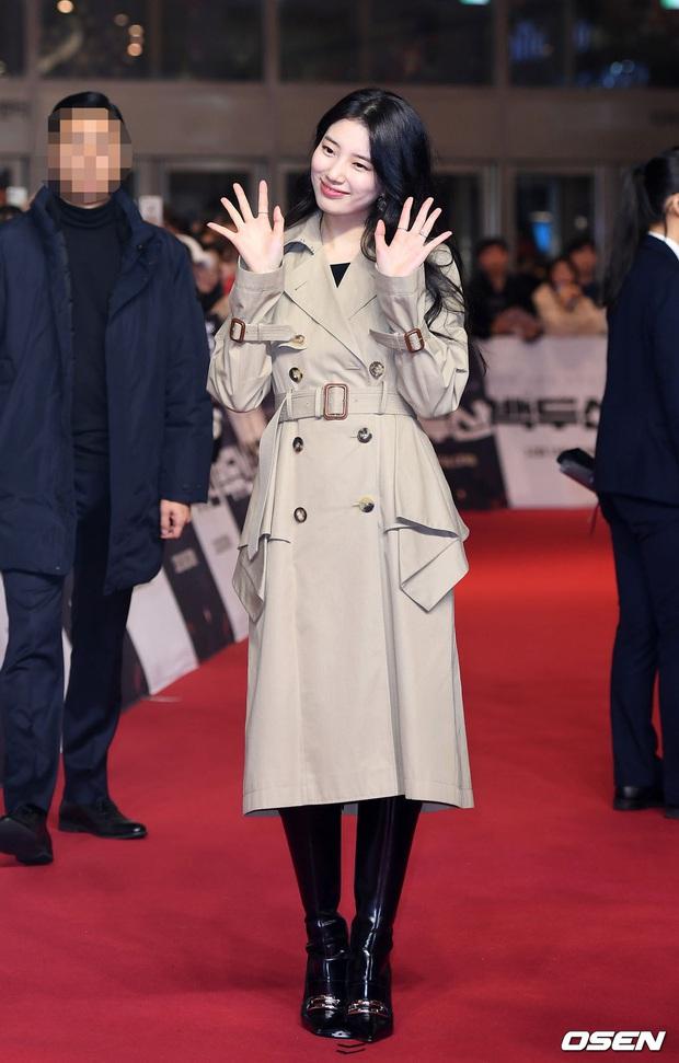 2 nữ thần Kpop dự sự kiện khủng cùng ngày: Yoona không còn bánh bèo, Suzy tăng cân vẫn quá xinh bên quân đoàn sao - Ảnh 1.