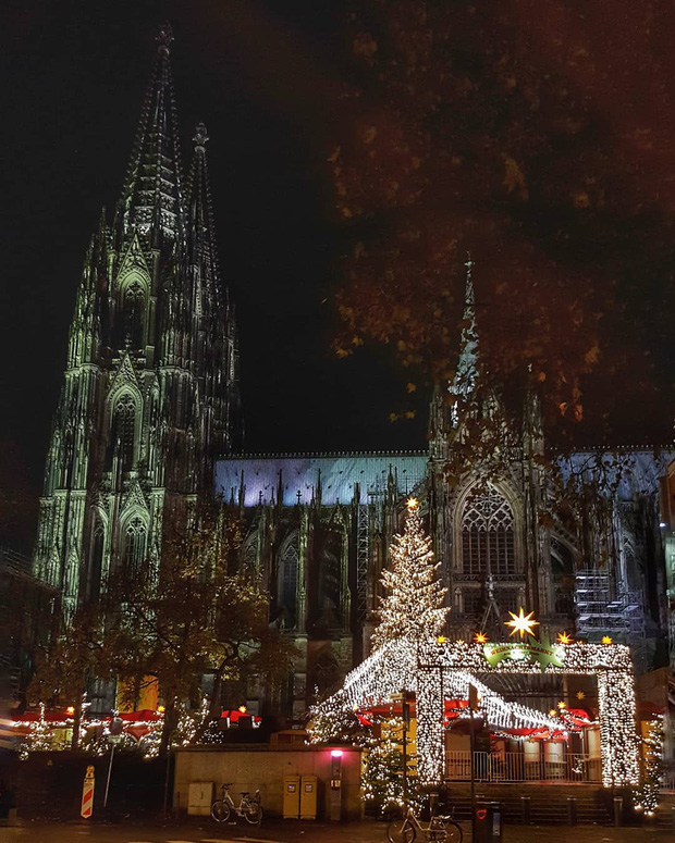 15 địa điểm đón Giáng sinh hút khách nhất trên thế giới, không thể thiếu quê hương ông già Noel ở vị trí đầu tiên - Ảnh 13.