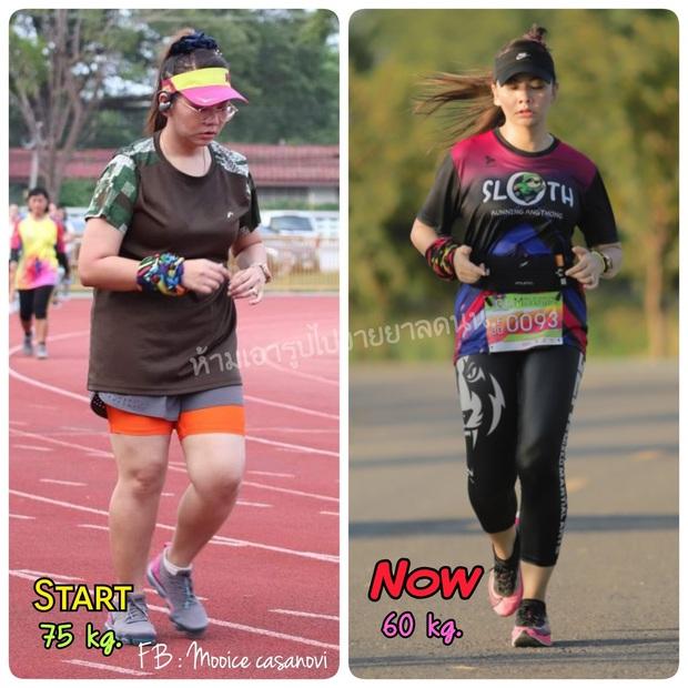 Từng chạm mốc 88kg, cô y tá người Thái hé lộ bí quyết giảm 22kg sau 1 năm 8 tháng - Ảnh 6.