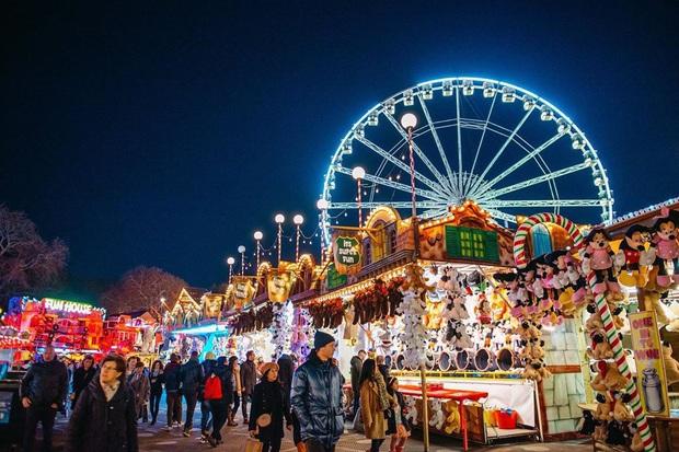 15 địa điểm đón Giáng sinh hút khách nhất trên thế giới, không thể thiếu quê hương ông già Noel ở vị trí đầu tiên - Ảnh 9.