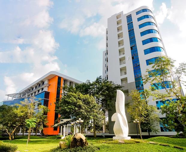Top trường Đại học sang chảnh, kiến trúc đẳng cấp, học phí trăm triệu đến vài tỷ dành cho hội nhà giàu ở Việt Nam - Ảnh 14.