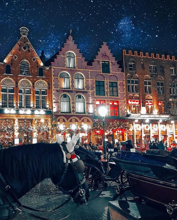 15 địa điểm đón Giáng sinh hút khách nhất trên thế giới, không thể thiếu quê hương ông già Noel ở vị trí đầu tiên - Ảnh 2.
