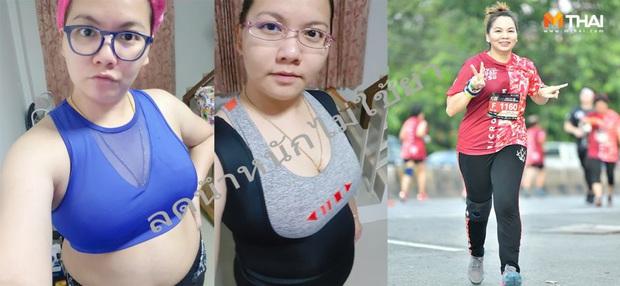 Từng chạm mốc 88kg, cô y tá người Thái hé lộ bí quyết giảm 22kg sau 1 năm 8 tháng - Ảnh 1.