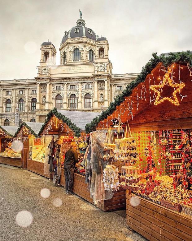 15 địa điểm đón Giáng sinh hút khách nhất trên thế giới, không thể thiếu quê hương ông già Noel ở vị trí đầu tiên - Ảnh 12.