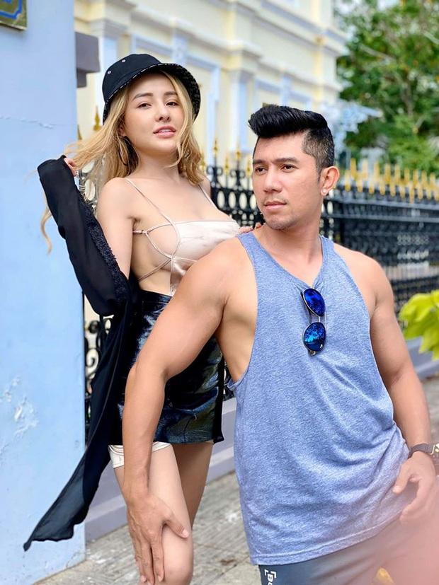 Không chỉ bênh vực, Lương Bằng Quang còn có động thái chứng minh tình cảm với Ngân 98 giữa scandal clip nóng - Ảnh 5.