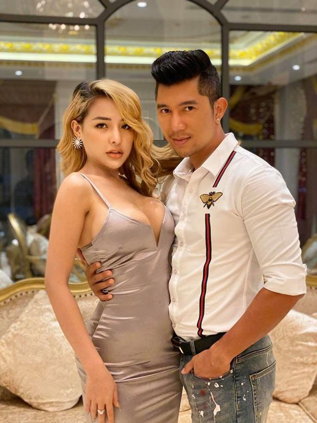 Không chỉ bênh vực, Lương Bằng Quang còn có động thái chứng minh tình cảm với Ngân 98 giữa scandal clip nóng - Ảnh 3.