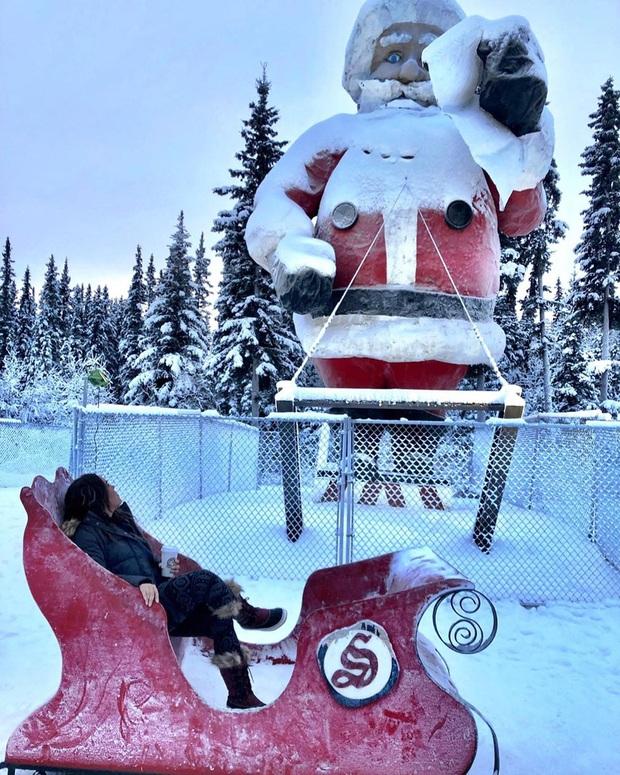 15 địa điểm đón Giáng sinh hút khách nhất trên thế giới, không thể thiếu quê hương ông già Noel ở vị trí đầu tiên - Ảnh 10.