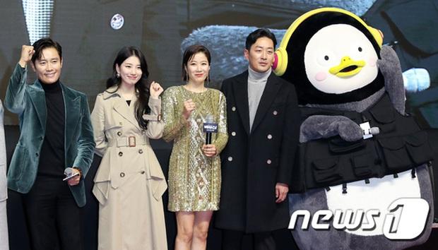 2 nữ thần Kpop dự sự kiện khủng cùng ngày: Yoona không còn bánh bèo, Suzy tăng cân vẫn quá xinh bên quân đoàn sao - Ảnh 10.