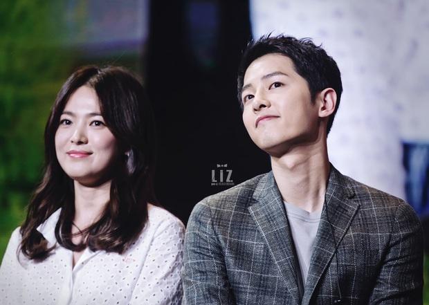 Bị đồn có gian tình sau vụ ly hôn 2000 tỷ, Song Hye Kyo bất ngờ đăng tải story liên quan đến Park Bo Gum? - Ảnh 5.