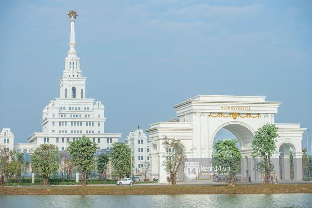 Top trường Đại học sang chảnh, kiến trúc đẳng cấp, học phí trăm triệu đến vài tỷ dành cho hội nhà giàu ở Việt Nam - Ảnh 2.