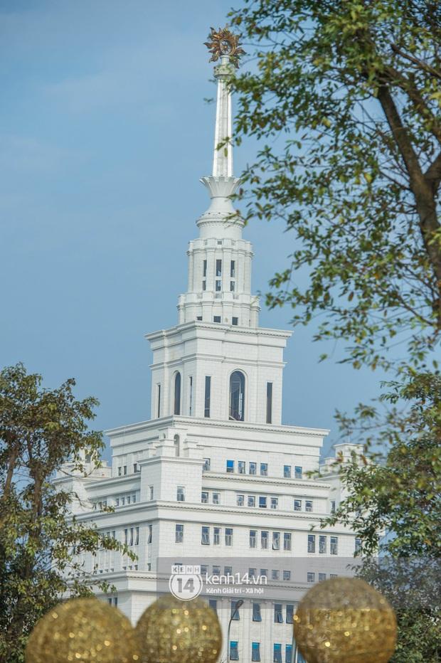Top trường Đại học sang chảnh, kiến trúc đẳng cấp, học phí trăm triệu đến vài tỷ dành cho hội nhà giàu ở Việt Nam - Ảnh 4.