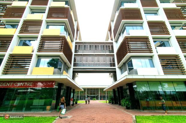 Top trường Đại học sang chảnh, kiến trúc đẳng cấp, học phí trăm triệu đến vài tỷ dành cho hội nhà giàu ở Việt Nam - Ảnh 8.