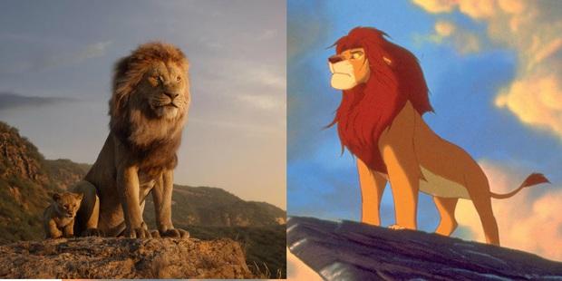 Rốt cuộc The Lion King là phim hoạt hình hay live-action, tới chính mẹ đẻ Disney còn không biết nữa là! - Ảnh 3.