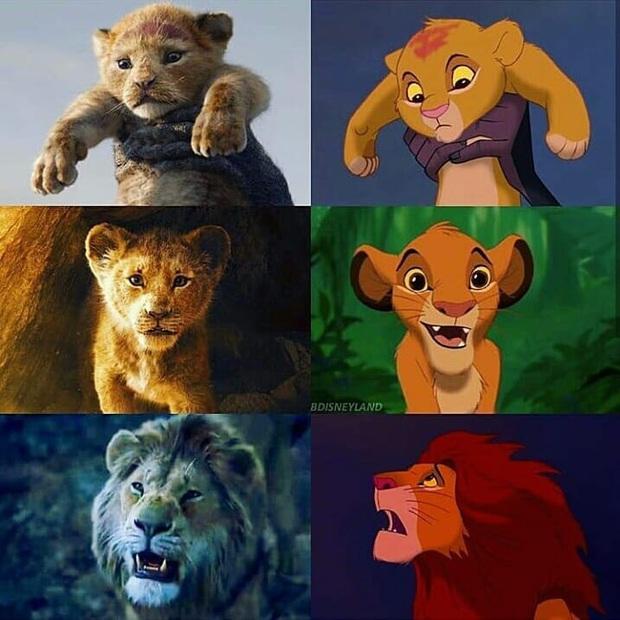 Rốt cuộc The Lion King là phim hoạt hình hay live-action, tới chính mẹ đẻ Disney còn không biết nữa là! - Ảnh 1.