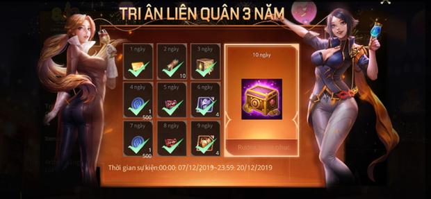 Liên Quân Mobile: Garena đang vô cùng thoáng tay, game thủ Việt khoe hàng loạt skin bậc SS vừa mới nhận được! - Ảnh 1.