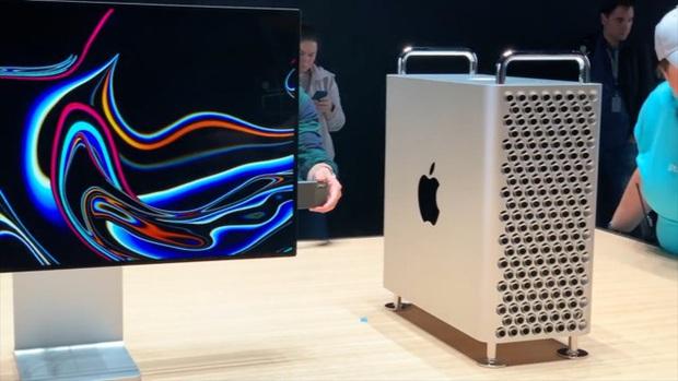 Mac Pro của Apple xịn nhất giá 1,2 tỷ, nhưng trên thực tế lại được coi là khá rẻ - Ảnh 1.