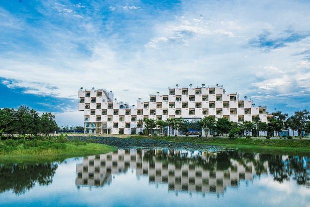Top trường Đại học sang chảnh, kiến trúc đẳng cấp, học phí trăm triệu đến vài tỷ dành cho hội nhà giàu ở Việt Nam - Ảnh 17.