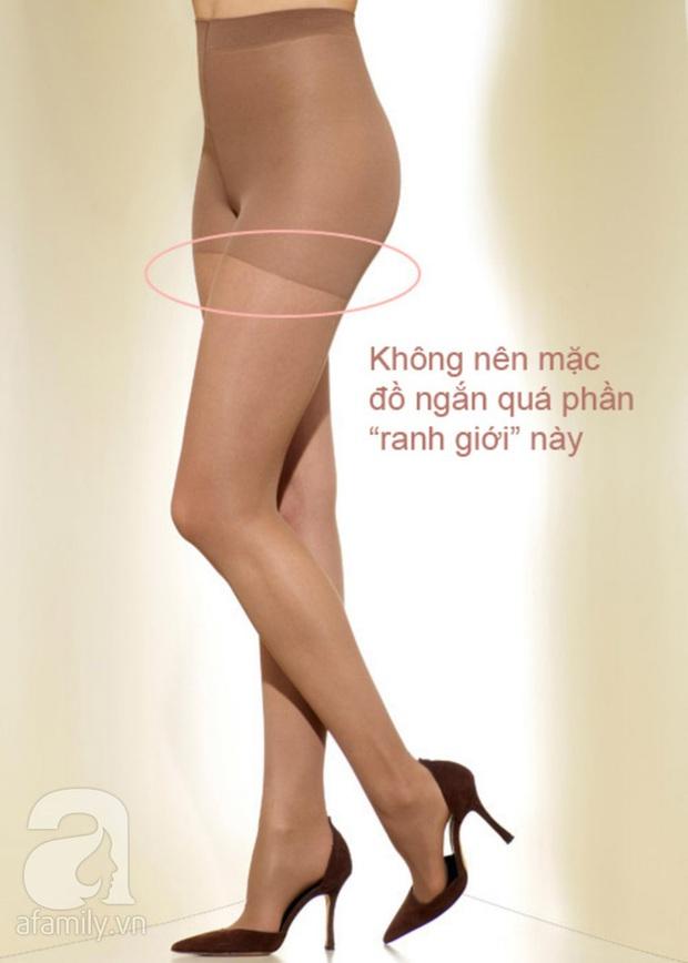 3 lỗi cơ bản khiến sao Việt kém duyên khi diện quần tất: Các chị em nên tránh để không vướng vào vết xe đổ - Ảnh 11.
