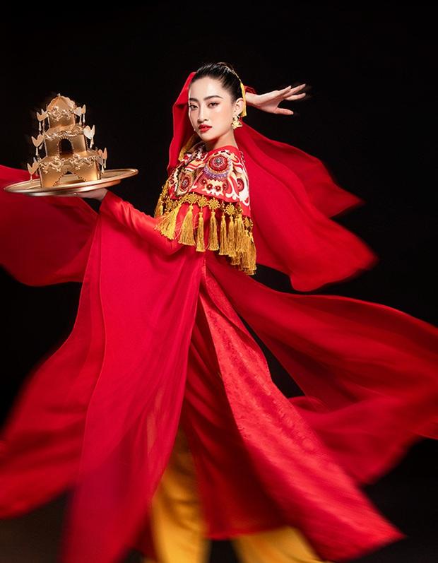 Ngỡ ngàng nhan sắc Việt lên tầm cao mới trên đấu trường quốc tế năm 2019: Hoàng Thùy và Lương Thùy Linh suýt tạo kỳ tích - Ảnh 4.