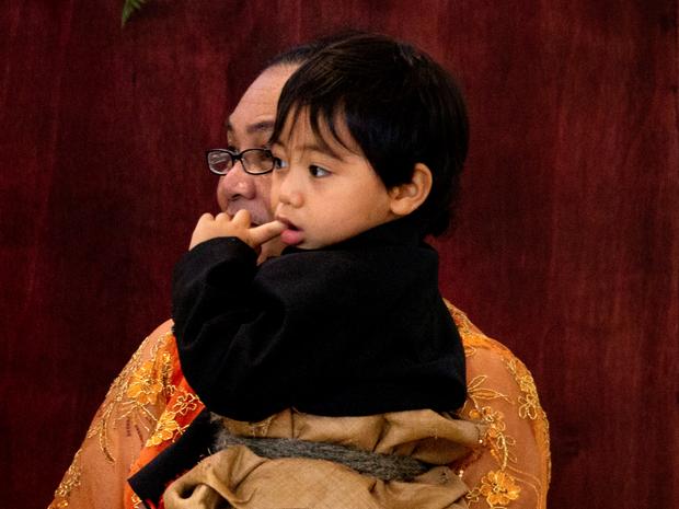 Chân dung tiểu hoàng tử Tonga: Mới sinh ra nắm trong tay vận mệnh của một hoàng gia, càng lớn càng khiến người hâm mộ phát cuồng - Ảnh 6.