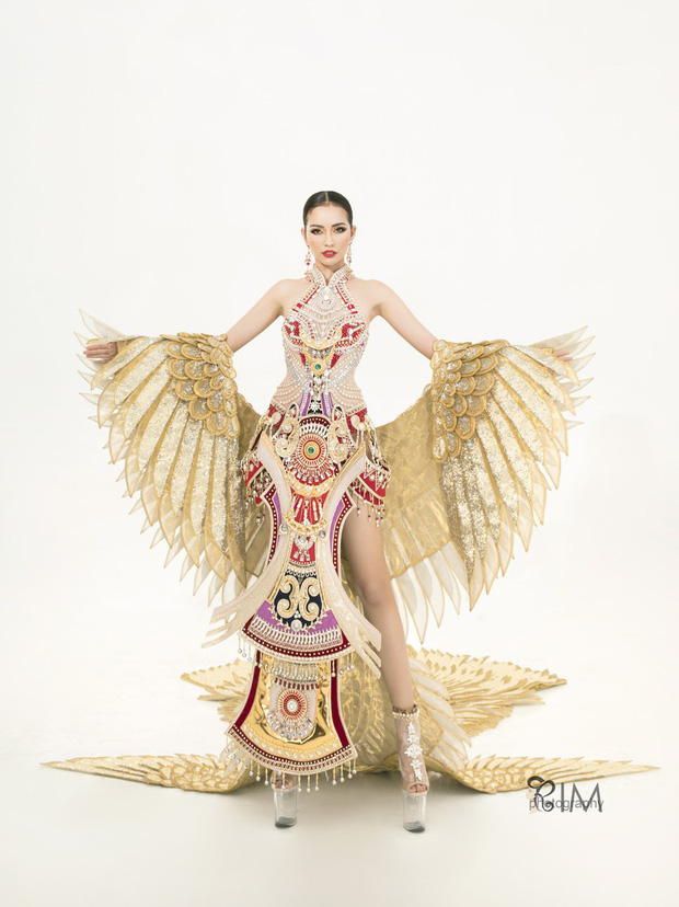Ngỡ ngàng nhan sắc Việt lên tầm cao mới trên đấu trường quốc tế năm 2019: Hoàng Thùy và Lương Thùy Linh suýt tạo kỳ tích - Ảnh 10.