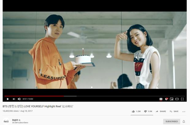 """Nữ tân binh """"mâm"""" nào cũng có mặt: Là """"gà"""" JYP nhưng chiếm sóng kênh Youtube từ SM, YG cho đến Big Hit - Ảnh 2."""