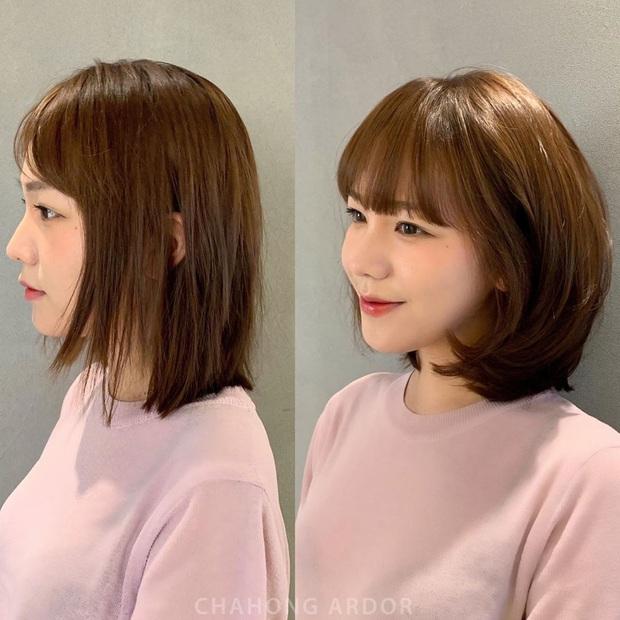 Lễ tết đến nơi mà tóc tai vẫn chán đời? Bạn phải xem ngay 13 màn đổi tóc xuất sắc sau đây để lấy cảm hứng ra tiệm làm tóc - Ảnh 10.