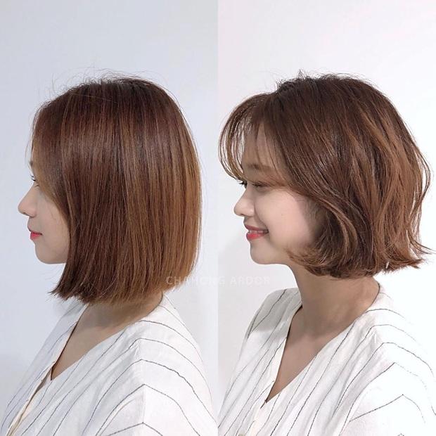 Lễ tết đến nơi mà tóc tai vẫn chán đời? Bạn phải xem ngay 13 màn đổi tóc xuất sắc sau đây để lấy cảm hứng ra tiệm làm tóc - Ảnh 13.