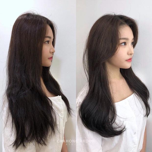 Lễ tết đến nơi mà tóc tai vẫn chán đời? Bạn phải xem ngay 13 màn đổi tóc xuất sắc sau đây để lấy cảm hứng ra tiệm làm tóc - Ảnh 8.