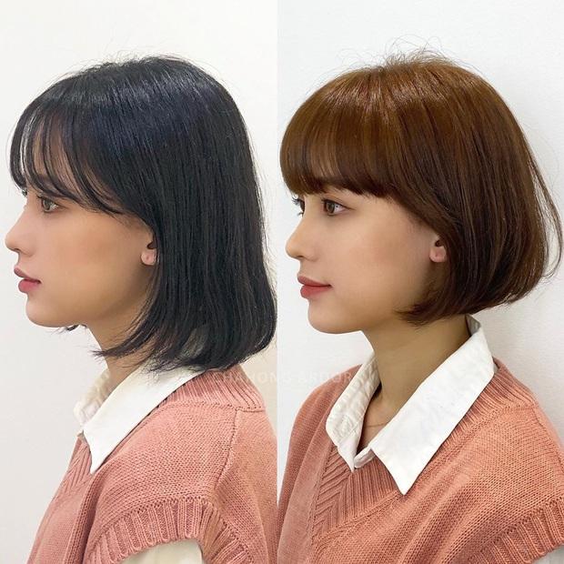 Lễ tết đến nơi mà tóc tai vẫn chán đời? Bạn phải xem ngay 13 màn đổi tóc xuất sắc sau đây để lấy cảm hứng ra tiệm làm tóc - Ảnh 9.