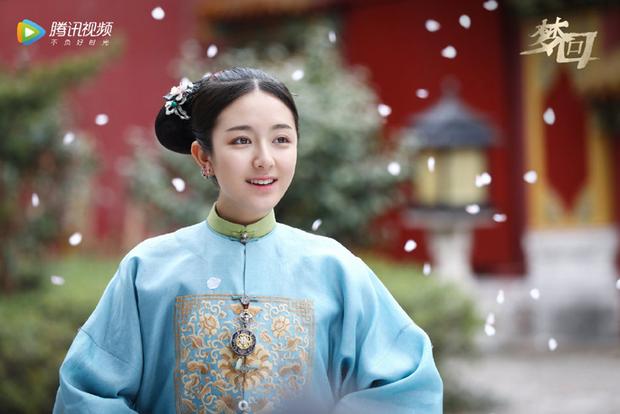 Trông có vẻ Tần Lam nhưng lại là Lý Lan Địch, tạo hình Diên Hi Công Lược bản nhái bị netizen chê tơi tả - Ảnh 7.