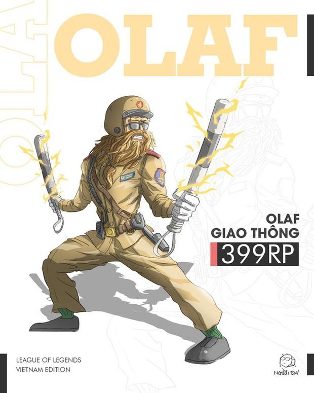 Quá mê Liên Minh Huyền Thoại, họa sĩ trẻ tự tay thiết kế trang phục thuần Việt cực đỉnh - Ảnh 3.