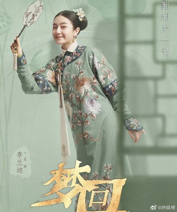 Trông có vẻ Tần Lam nhưng lại là Lý Lan Địch, tạo hình Diên Hi Công Lược bản nhái bị netizen chê tơi tả - Ảnh 8.