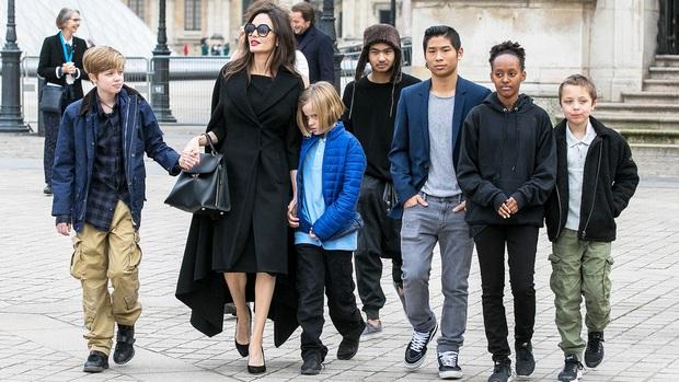 Brad Pitt chưa gì đã vội vã giới thiệu tình mới với các con khiến Angelina Jolie tức điên: Sao drama mãi vẫn chưa kết thúc? - Ảnh 1.